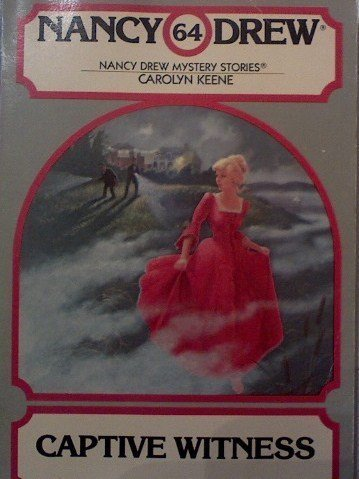 9780671423612: The Captive Witness (Nancy Drew Mystery Stories, No 64)