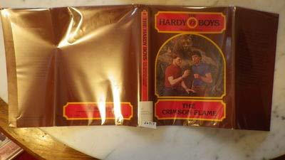 9780671423667: The Crimson Flame (Hardy Boys)