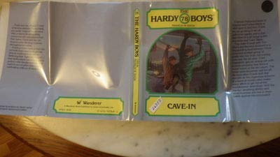 9780671423681: Cave-in! (The Hardy Boys)
