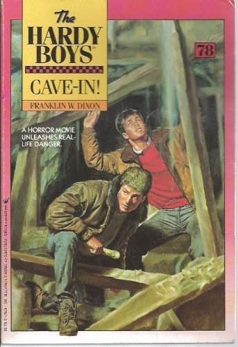 9780671423698: Cave-in! (The Hardy Boys #78)
