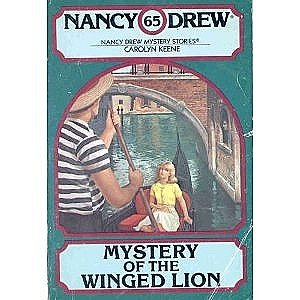 9780671423711: Mystery of the Winged Lion (Nancy Drew No. 65)