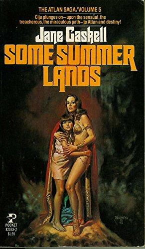 Some Summer Lands (Atlan): Jane Gaskell