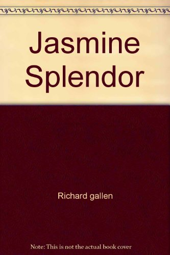 9780671424312: Jasmine Splendor