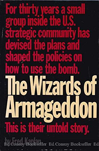 9780671424442: The wizards of Armageddon