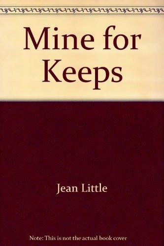 9780671424558: Mine for Keeps