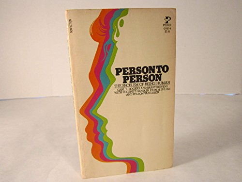 9780671424671: Person to Person: The Problem of Being Human