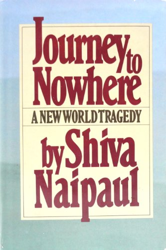 9780671424718: Journey to Nowhere: A New World Tragedy
