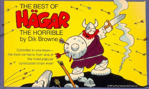 9780671424855: Best of Hagar the Horrible