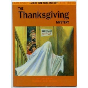 9780671425449: The Thanksgiving Mystery (First Read-Alone Mysteries.)