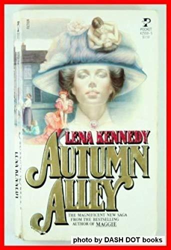 9780671425593: Autumn Alley