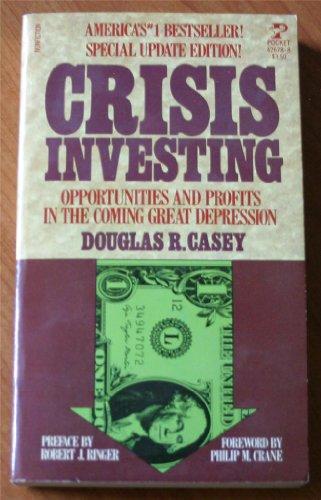 9780671426781: Crisis Investing