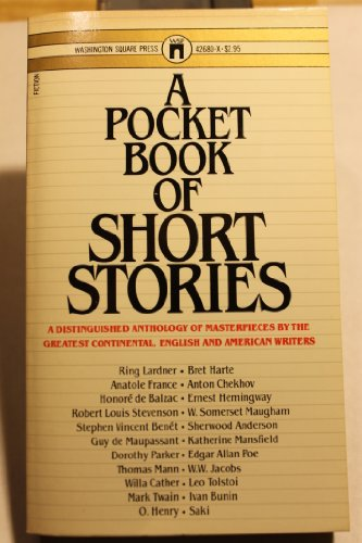 9780671426804: The Pocket Book of Short Stories