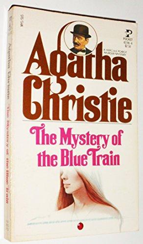 Mystery Blue Train: Agatha Christie