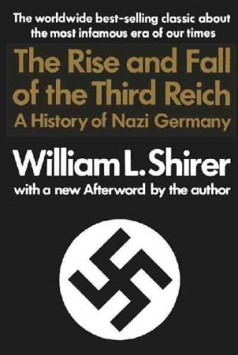 9780671428136: The Rise and Fall of the Third Reich: A History of Nazi Germany