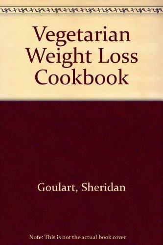 9780671428266: The Vegetarian Weight Loss Cookbook