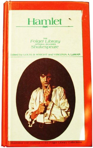 9780671428846: The tragedy of Hamlet, Prince of Denmark (The Folger library general reader's Shakespeare)