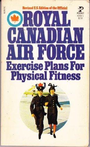 9780671429362: Royal Canadian Air Force Exercise Plans for Physical Fitness