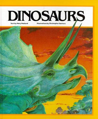 Dinosaurs (Worlds of Wonder Series): Mary Packard, Christopher Santoro (Illustrator)