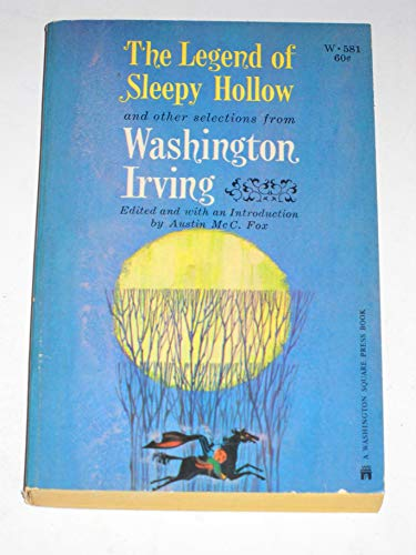 9780671431327: The legend of Sleepy Hollow and other selections