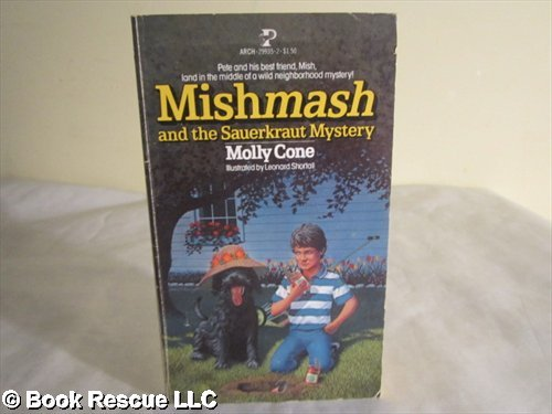 9780671431358: Mishmash and the Sauerkraut Mystery