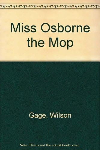 9780671431365: Miss Osborne the Mop