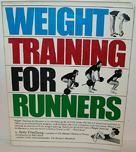 9780671431747: Weight Training for Runners