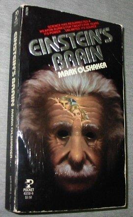Einstein Brain (0671432109) by Mark Olshaker