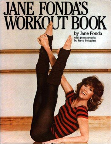 9780671432171: Jane Fonda's Workout Book