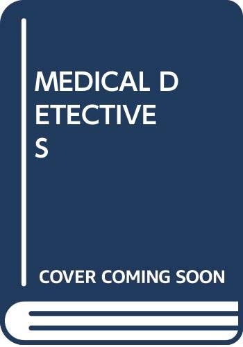 9780671432430: The Medical Detectives