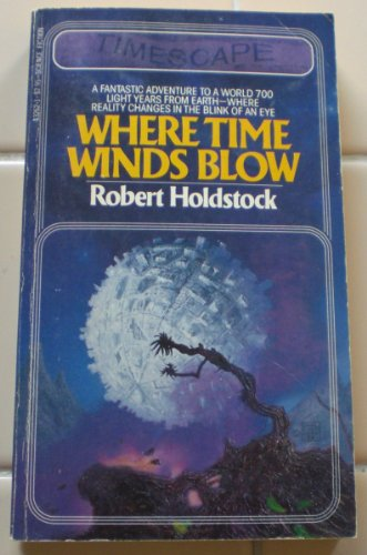 9780671432621: Where Time Winds Blow