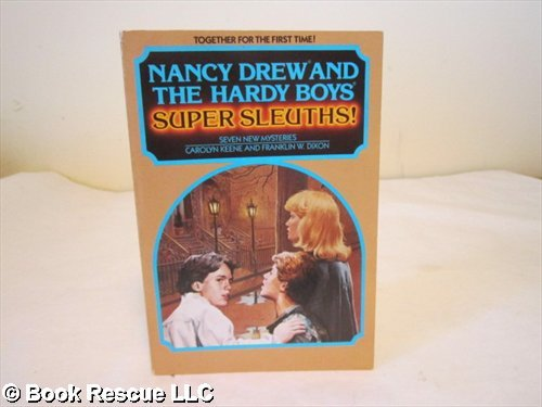 9780671433758: Nancy Drew and the Hardy Boys, Super Sleuths! Volume 2 (Nancy Drew & Hardy Boys Companion Volume)