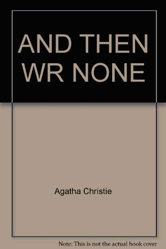 9780671433789: And Then There Were None