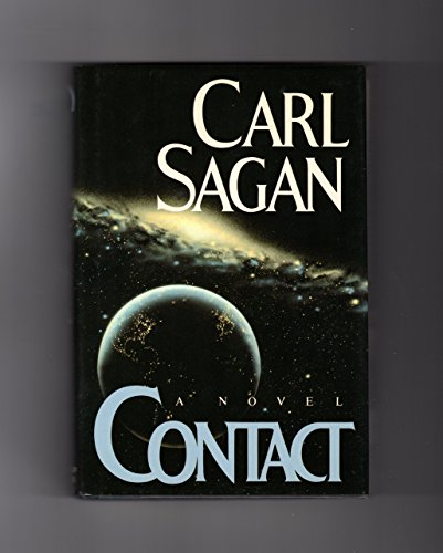 Contact, a Novel: Sagan, Carl