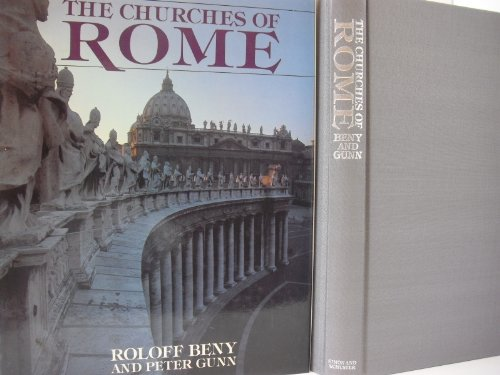 9780671434472: The Churches of Rome