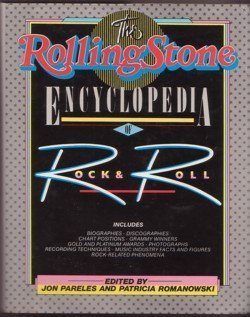 9780671434571: The Rolling Stone Encyclopedia of Rock & Roll