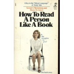 "9780671434762: How To Read A Person Like A Book : A Key to the ""Silent Language"" of Body Talk"