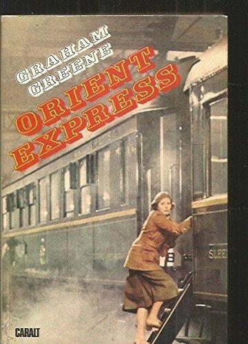 9780671435141: Orient Express