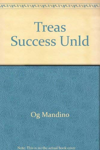 9780671435189: A Treasury of Success Unlimited