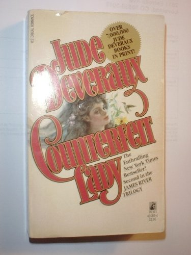 COUNTERFEIT LADY. (Book One / #1 in: Deveraux, Jude. (Pseudonym