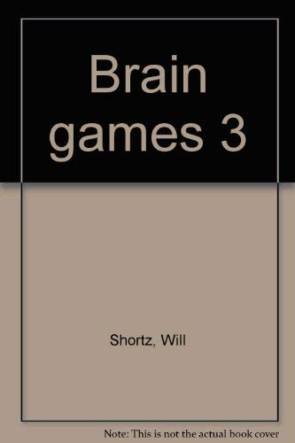 Brain games 3: Shortz, Will