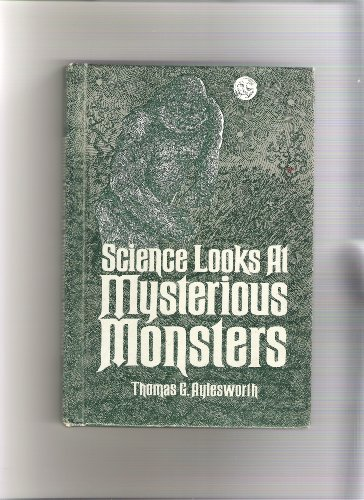9780671436575: Science Looks at Mysterious Monsters