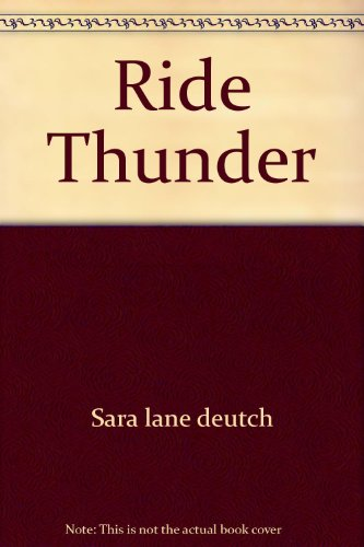 9780671436674: Ride the Thunder