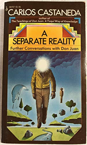 9780671436728: A separate reality;: Further conversations with Don Juan