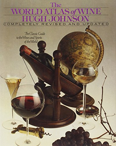 9780671437138: World Atlas of Wine Rev Ptg 1981