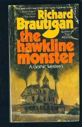 9780671437862: Hawkline Monster