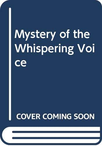9780671439736: Mystery of the Whispering Voice