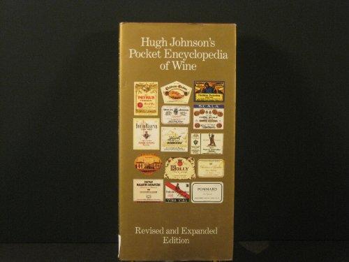 9780671439958: Hugh Johnsons Pocket Encyclopedia of Wine (Hugh Johnson's Pocket Wine Book)