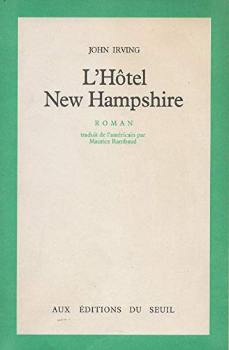 9780671440275: Title: The Hotel New Hampshire