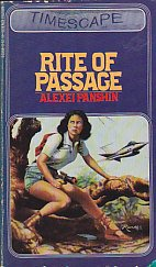 9780671440688: RITE OF PASSAGE