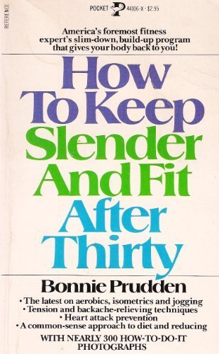 9780671441067: HOW TO KEEP SLENDER AND FIT AFTER 30